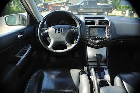 2004 honda accord silver sedan navigation used car sale