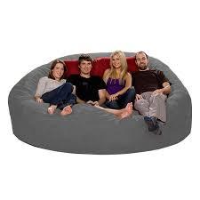 Bean Bag Sofas by Best 25 Big Bean Bag Chairs Ideas On Pinterest Boy Teen Room