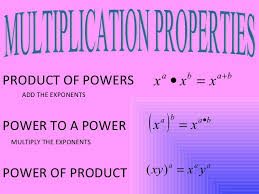 exponents and power