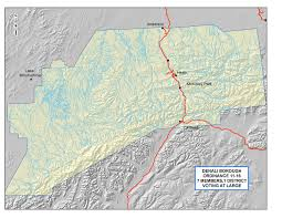 Healy Alaska Map by Denali Borough Redistricting Proposals On November Ballot Denali