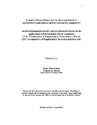 browsing institute of development u0026 labour law by title