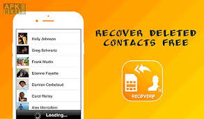 contacts apk recover deleted contacts for android free at apk here