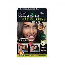 less damaging hair colors tyche natural herbal hair coloring shampoo treatment hair