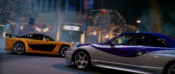 nissan skyline fast and furious 4 image han drifting around r33 skyline png the fast and the