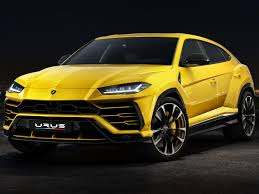 yellow lamborghini png lamborghini just unleashed the fast suv in the world business