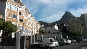 trianon studio apartment cape town south africa booking com