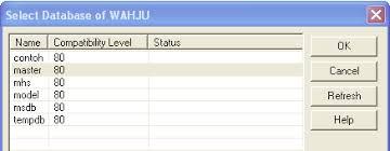 membuat database baru di sql server cara membuat database di sql server gatewan