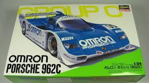rothmans porsche 962 omron porsche 962c limited edition hasegawa car model kit com