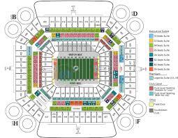 stadium floor plan miami sun life football stadium seating plan miami fl