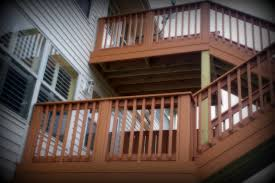 Two Story Deck Deck And Porch Builder In St Louis It U0027s Heatin U0027 Up But Warm