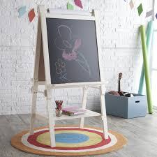 best art easel for kids classic playtime deluxe easel vanilla hayneedle