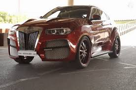 cars bmw x6 how to turn the bmw x6 into a really ugly car
