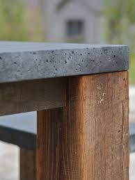 Building Outdoor Wood Table by Best 25 Garden Table Ideas On Pinterest Tile Tables Ikea Lack