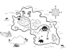 europe map coloring pages kids coloring
