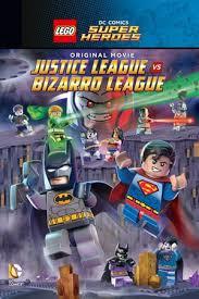 lego movie justice league vs lego dc comics super heroes justice league vs bizarro league 2015