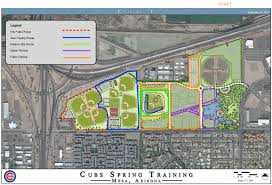 Arizona Spring Training Map by Building The Future U2013 The Cubs Way Boys Of Spring