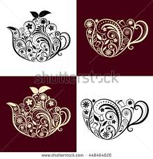 beige teapot stock images royalty free images vectors