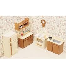 furniture kitchen set greenleaf dollhouse furniture kitchen set joann
