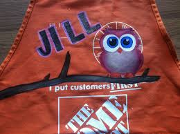 home depot apron art pinterest apron and craft