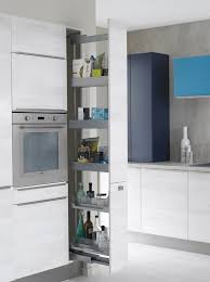 table cuisine escamotable tiroir cuisine 12 astuces gain de place côté maison