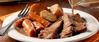 cooker savory pot roast