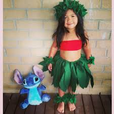 Easy Toddler Halloween Costume Ideas Lilo And Stitch Costume Check More At Http Blog Blackboxs Ru