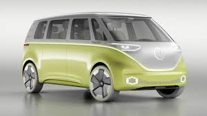 bmw volkswagen van vw u0027s i d buzz is an electric autonomous microbus top gear