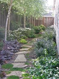 Green Thumb Landscape by Tips From A Green Thumb A Side Yard The Long Narrow Strip Of