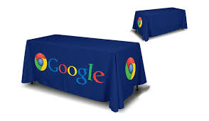 6ft Imprinted Table Cover Custom 6ft Or 8ft Table Cover 4 Sided My City Screen Printing