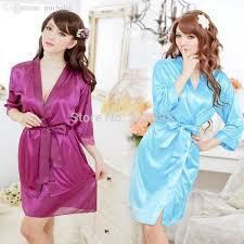 2018 wholesale silk nighty dress plus size nightgown v