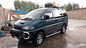mitsubishi delica for sale van 4x4 mitsubishi delica l400 space gear in chile argentina