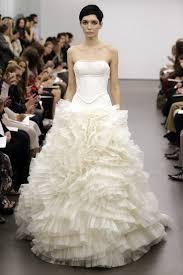vera wang wedding dress prices vera wang fall 2013 bridal collection onefabday