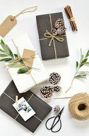 rustic christmas wrapping paper best 25 white wrapping paper ideas on diy