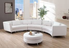 curved sectional sofa with round table architect wiki rounded