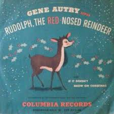 file single gene autry rudolph red nosed reindeer cover jpg