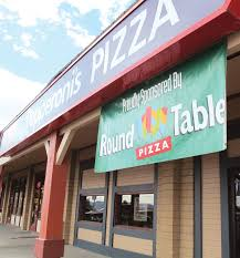 Blind Onion Elko Nv Round Table Pizza Returns To Elko Junction Business Elkodaily Com