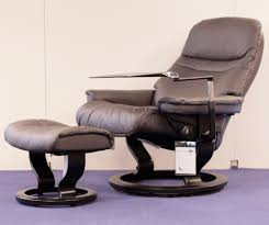 most comfortable recliner stressless sunrise paloma rock leather recliner chair by ekornes