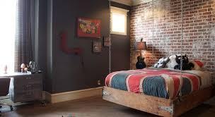 chambre ado style urbain aménager sa chambre mieux batir