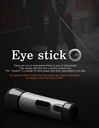 Technology For Blind People Eye Stick U2013 Modern Cane For Blind People By Kim Tae Jin Yanko