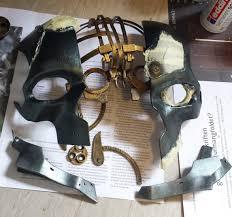Dishonored Mask In Honor Of Dishonored 2 Corvo U0027s Mask Cosplay
