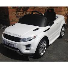 pink range rover kids range rover hse sport 12v electric white