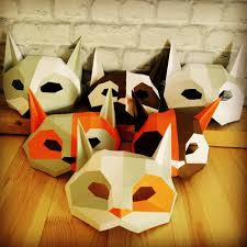 diy cat mask paper cat mask diy mask fancy dress halloween mask
