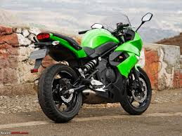 gallery of kawasaki ninja 650r