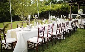 party chairs and tables for rent all valley party rentals all valley party rentals