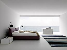Modern Bedrooms - bedroom marvelous deluxe design white modern bedroom large