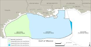 Gulf Of Mexico Depth Map by 2017 2022 Gulf Of Mexico Multisale Environmental Impact Statement