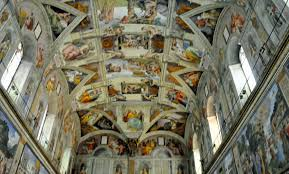 sistine chapel ceiling photo gallery lader blog ceiling of sistine chapel viewing gallery