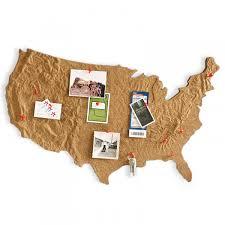 Cork World Map by Corkboard Map World Map Shape Notice Board Novelty Memo Board