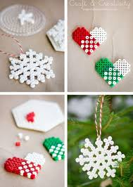 cool diy beaded ornaments decorating ideas