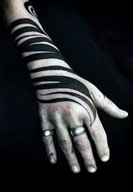 tribal ring tattoo designs best ring 2017